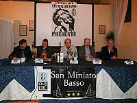 Moggi allo Juventus club di San Miniato