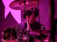Il batterista Ravi Di Tuccio