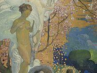 La vita - 1919 - olio su tela 277x172