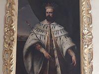 Ritratto di Cosimo I de' Medici nella sala consiliare del Comune di Portoferraio