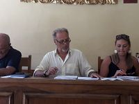 Marino Garfagnoli, Angelo Zini e Chiara Marotti