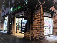 La farmacia Sogefarm a Cascina