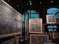 Mostra a Firenze Sala d'Arme Palazzo Vecchio
