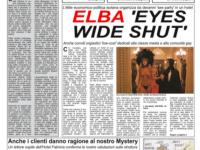L'ultimo numero del Corriere Elbano
