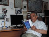 Il professor Giuseppe Marino, autore della prefazione de La bussatina