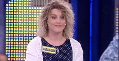 Maria Giulia, dal teatro alla tv - VIDEO