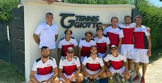 Tennis Giotto, è tempo di play off di serie B