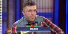 Rapper pistoiese in tv