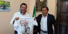 ​Salvini, l'imprevisto e la wedding suite