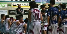 Tra Amen e Synergy Basket è derby