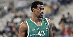 Linton Johnson all'A.S Pistoia Basket