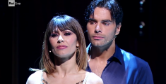 Il paso doble di Sara e Massimiliano - VIDEO