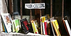 Il bookcrossing arriva a Massa