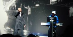 I Pet Shop Boys al Summer Festival
