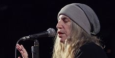 Patti Smith a Cortona
