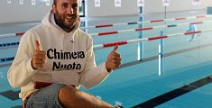 Chimera Nuoto, un'estate di formazione in video