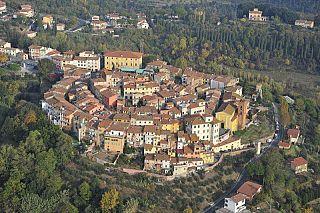 Santa Maria a Monte (Foto di Piero Frassi)