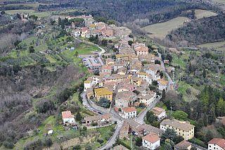 Montefoscoli (Foto di Piero Frassi)