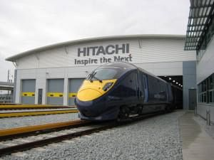 hitachi rail