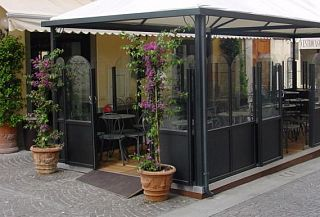 Gazebo Per Bar E Ristoranti.Bar E Ristoranti Fra Un Mese I Tavoli All Aperto