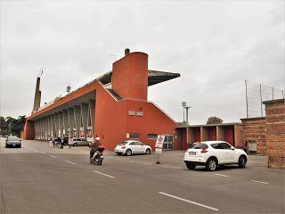 Lo stadio di Lucca