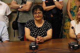 Angela Pirri, presidente del consiglio comunale di Pontedera