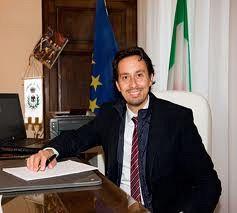Il sindaco di Buti Alessio Lari