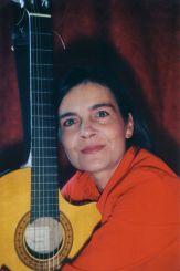 La cantattrice Lisetta Luchini