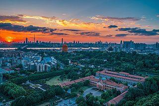 Wuhan, Cina