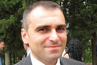 Emiliano Bravi, sindaco di Radicondoli e nuovo presidente Cosvig