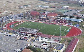 Lo stadio Mannucci (foto di Piero Frassi)