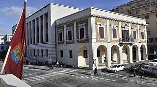 Palazzo granducale, sede della Provincia di Livorno