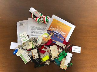 Le chiavi delle attività consegnate al sindaco