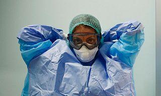 medico infermiere covid