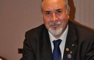 Umberto Canovaro, capogruppo di Terra nostra