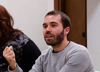 Daniele Serra, presidente di Pinkriot Arcigay Pisa