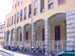 La sede Sepi in piazza dei Facchini
