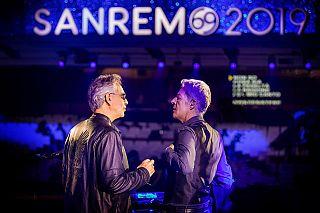 foto da Fb Andrea Bocelli