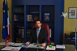 Andrea Bonfanti, sindaco di Pescaglia