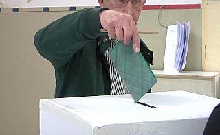 foto di repertorio elezioni regionali 2015