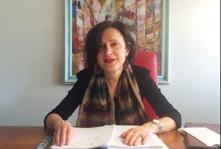 Maria Letizia Casani, direttrice generale di Asl Toscana Nord Ovest