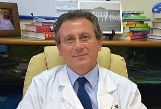 Il professor Sabino Scolletta