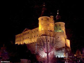 Il Castello di Montbeliard