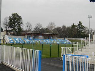 Lo stadio di Gorgonzola