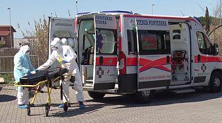 Covid medici ambulanza