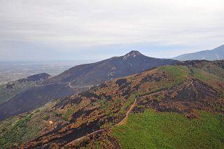 Il Monte Pisano (foto di Piero Frassi)