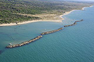 Spiaggia il Gombo, San Rossore (foto di Piero Frassi)