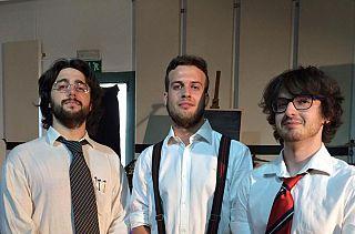 Da sinistra Di Tuccio, Capecchi e Marino