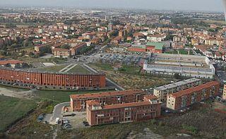 Il quartiere fuori del ponte (foto di Piero Frassi)