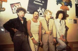 I Queen a Sanremo nel 1984